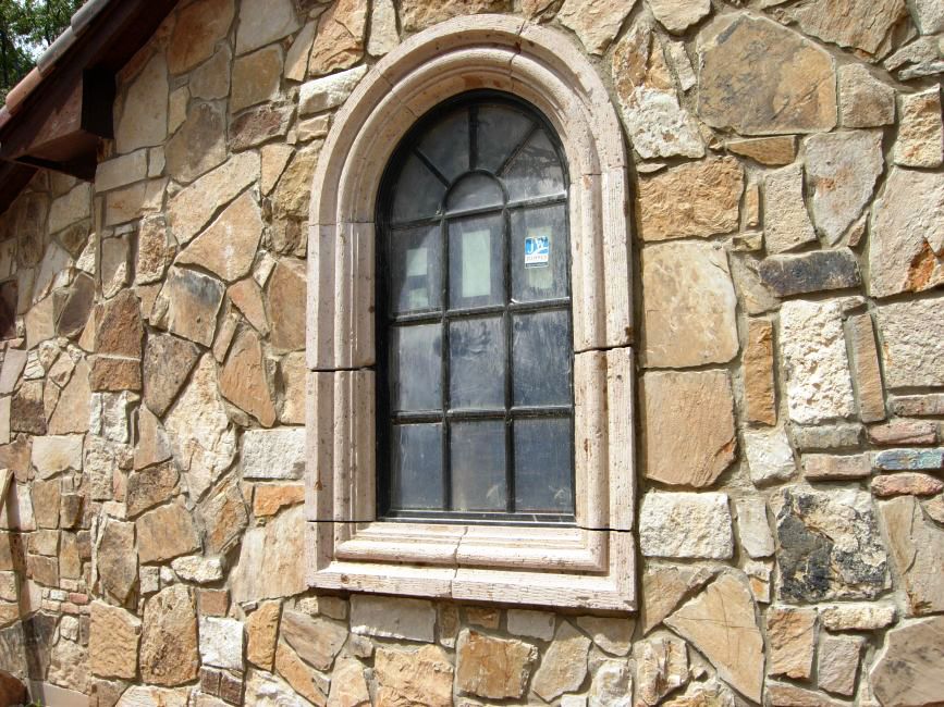 Cantera Stone Window Surrounds